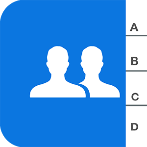 share organisational contacts with other users within your hosted exchange environment